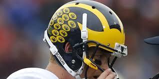 helmet sticks